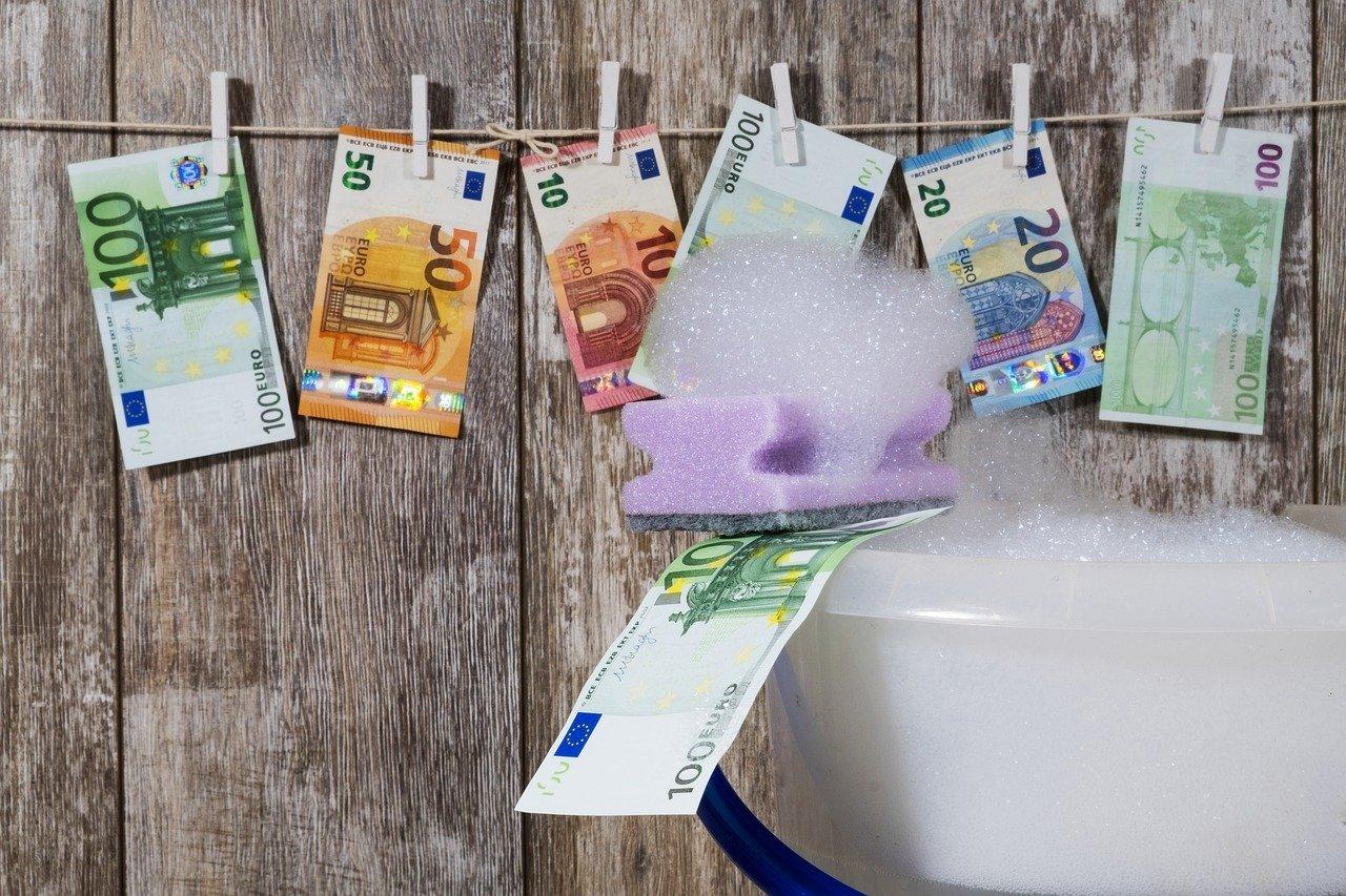 Moderne Geldwäsche bedient sich klassischer Vorlagen
