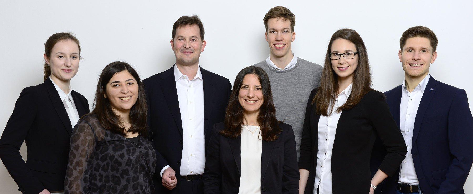 Das Team der OBENHAUS Anwaltskanzlei für Steuerrecht
